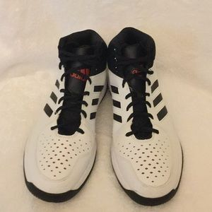 Adidas basketball shoes size 13 mens